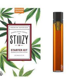 STIIIZY Battery Starter Kit - Orange