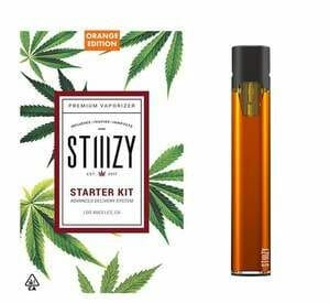 STIIIZY Battery Starter Kit - Orange
