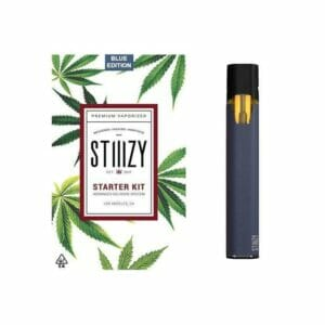 STIIIZY Battery Starter Kit - Blue