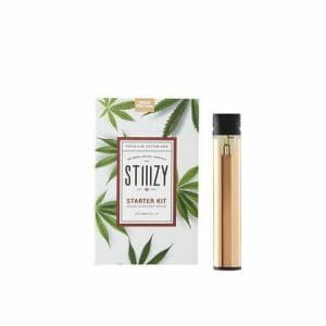 STIIIZY Battery Starter Kit - Gold