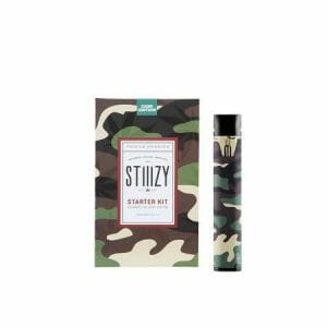 STIIIZY Battery Starter Kit - Camo