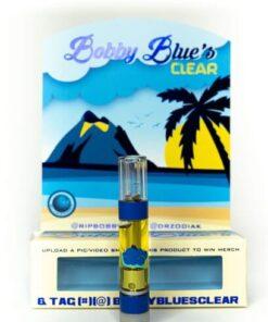 Buy Moonrock Bobby Blue Clear Cartridges