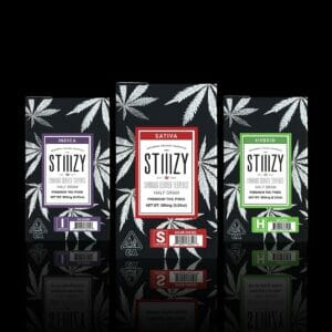 SILVER CANNABIS DERIVED TERPENES STIIIZY Pods
