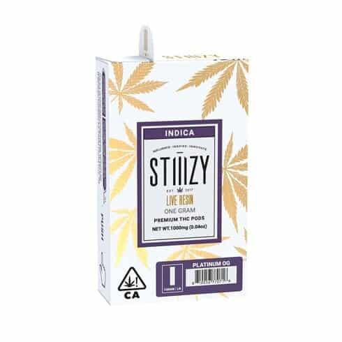 Buy Platinum OG Stiiizy Pod Online | Order Platinum OG Stiiizy Pod USA | Buy Platinum OG Stiiizy Pod Canada | Stiiizy Platinum OG | Buy Stiiizy Platinum OG online